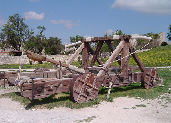 Fake Catapult Design